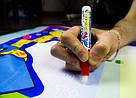 РИСУЙ ВОДОЙ - Водное волшебство / Набор для рисования aqua magic, фото 3