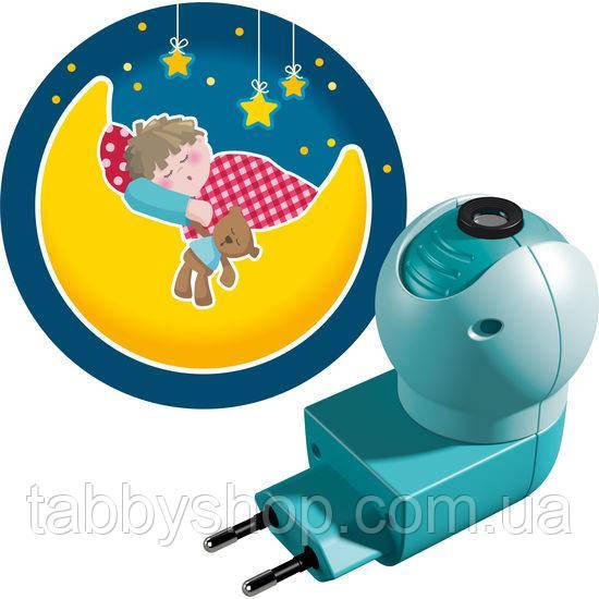 """Ночник-проектор HABA """"Спокойной ночи"""""""
