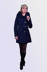 Мягкое и теплое пальто из высококачественного материала