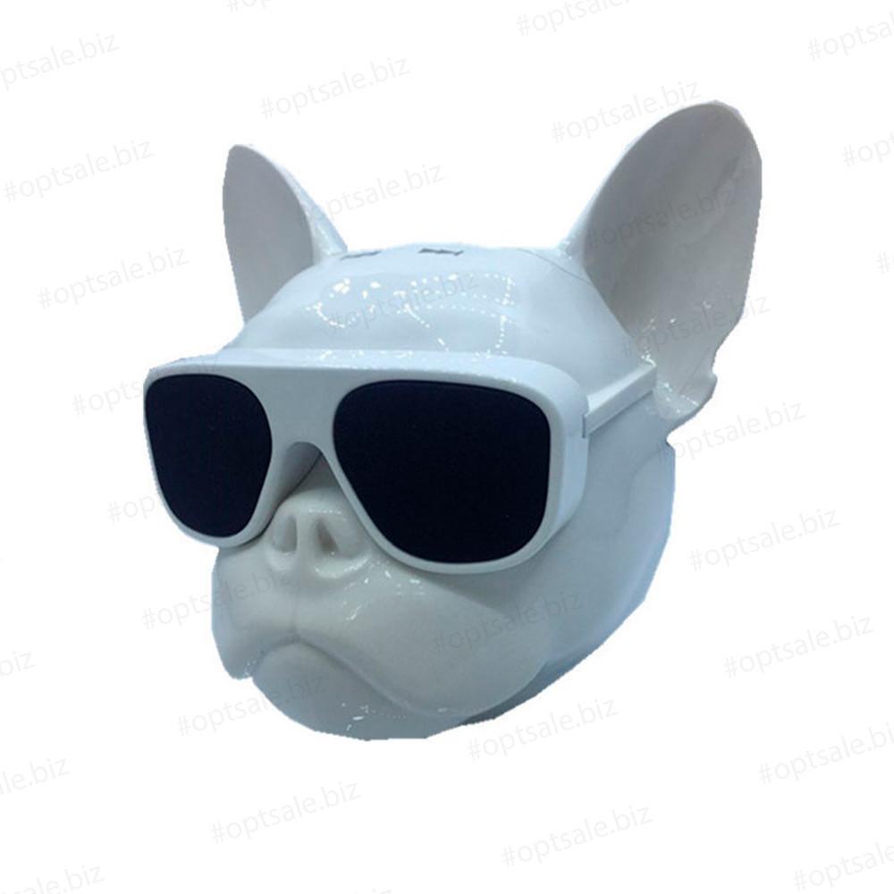 Колонка портативная беспроводная Bluetooth S3 dog «CoolDog Французский Бульдог»