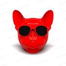 Колонка портативная беспроводная Bluetooth S3 dog «CoolDog Французский Бульдог» , фото 3