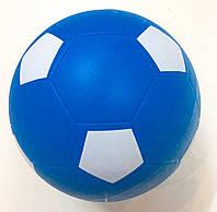 Мяч футбольный  №5 резиновый диам-22 см вес 200 гр.