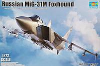 MIG-31M Foxhound 1/72 Trumpeter 01681