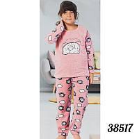 Качественная пижама детская девичья