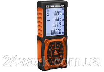 Дальномер лазерный Tekhmann TDM-60
