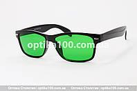 Глаукомные очки с зелеными стёклами. Качество проверено!