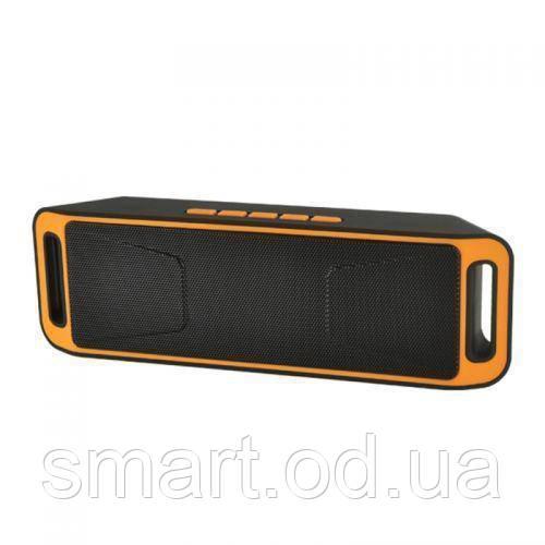 Портативная колонка Bluetooth Speaker SC-208B