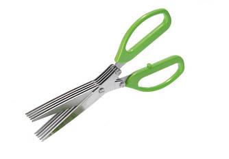 Ножницы для зелени с 5 лезвиями Empire EM-3114 Green