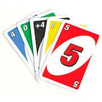 Семейная карточная игра Uno Kronos Toys, КОД: 120191