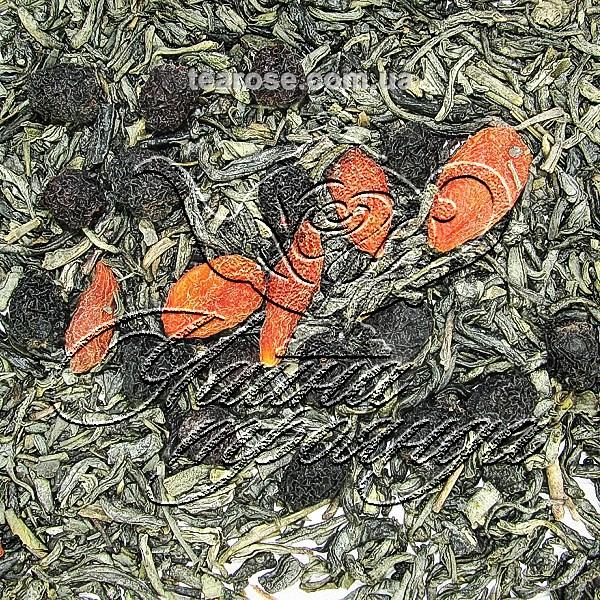 Зелений чай «Зелена аронія»