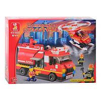 """Конструктор """"SLUBAN"""" """"Пожарные спасатели"""", M38-B0222R"""