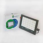 Прожектор світлодіодний POWERLUX 10007 GR 100W 6500K IP66, фото 2