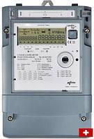 Электросчетчик трехфазный многотарифный LANDIS & GYR ZMD 405CТ44.0457 (650)240/415 В 5(10)А 0,5S(Швейцария)
