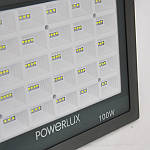 Прожектор світлодіодний POWERLUX 10007 GR 100W 6500K IP66, фото 6