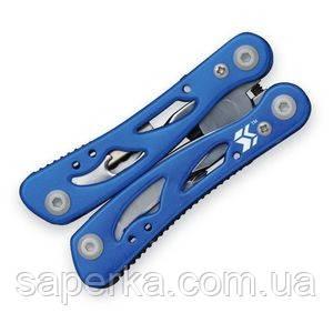 Купить Swiss+Tech Pocket Multi-Tool 12 in 1 blue, фото 2