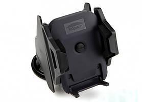 Автодержатель для смартфона 3 - 5,3 дюйма на торпеду Kropsson Aero Черный