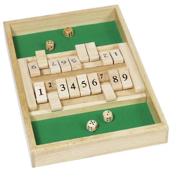 Настольная игра goki Мастер счета с двумя  полями 56897