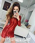 """Женское нарядное платье """"Вечеринка"""", фото 2"""
