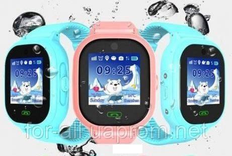 Фото Лучшие детские часы Smart Baby Watch TD05 (DF30)