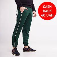 Зимние спортивные штаны мужские зеленые от бренда ТУР модель Сектор  (Sector) размер XS 109d4fd6b5968