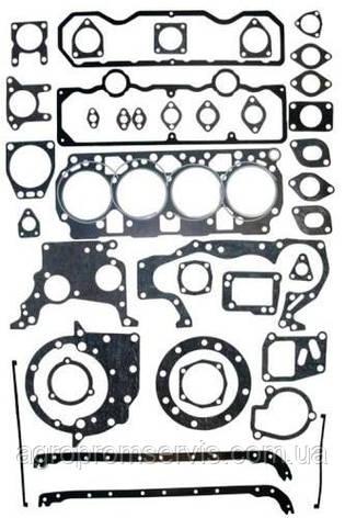Набор прокладок двигателя (полный) Д-240 (МТЗ), фото 2