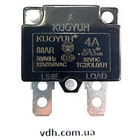 Ремкомплект защита 4А  вакуумного насоса  Value