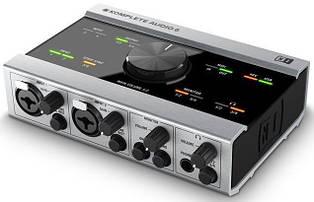 Аудіоінтерфейс Native Instruments Komplete Audio 6 MK2