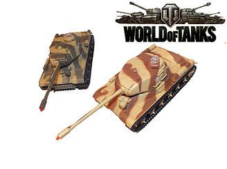 Танковый бой 529