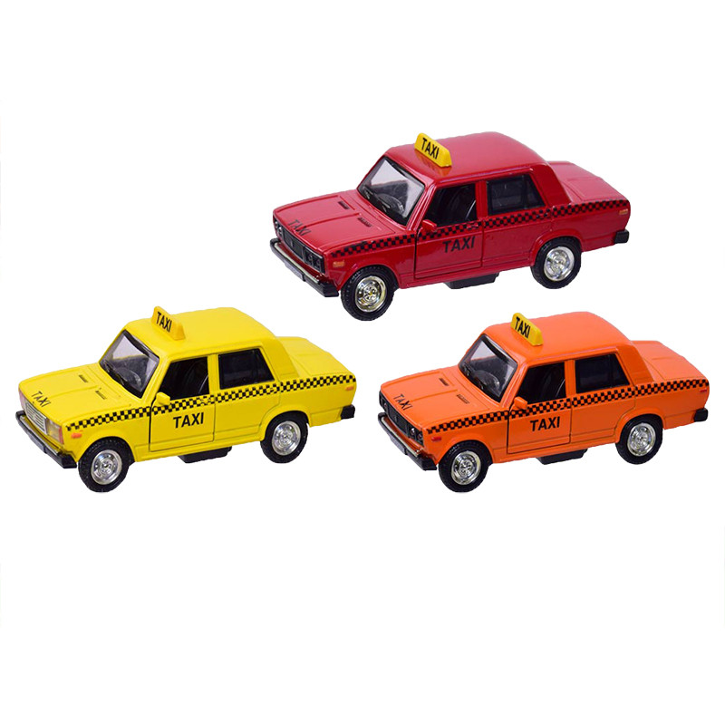 """Автопром 7795 """"Таксі"""" в коробці 17-7,5-7,5 см"""