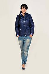 Женская демисезонная куртка в стиле «беррбери» Разные цвета