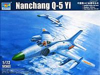 Nanchang Q-5Yi 1/72 Trumpeter 01684 , фото 1