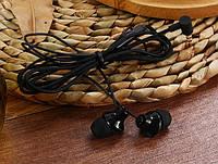 Наушники Elmcoei EV-133 с микрофоном черные