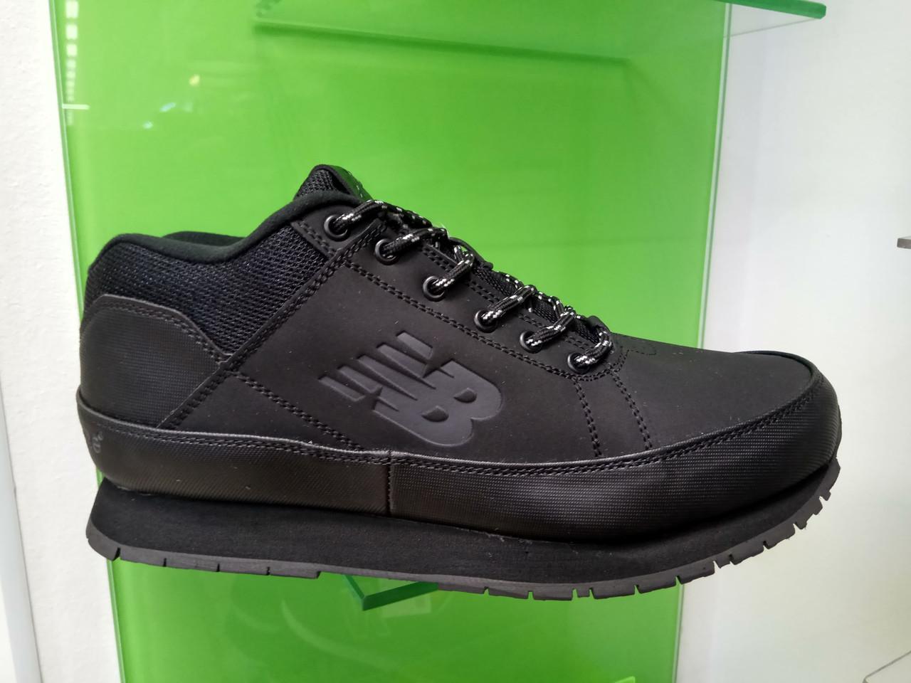 Мужские зимние кроссовки New Balance 754 Black  продажа, цена в ... ea98a25601a