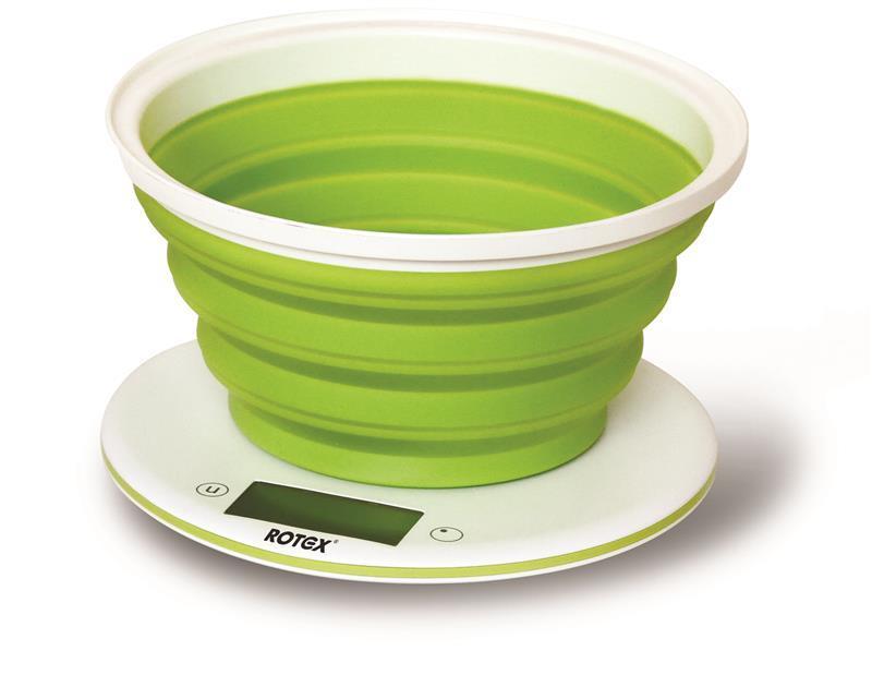 Весы кухонные Rotex RSK25-P