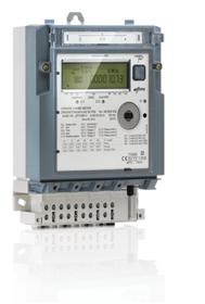 Электросчетчик трехфазный многотарифный LANDIS & GYR ZMG410CR4.041B.37 (E550) 230/400 В 5(10) А (Швейцария)
