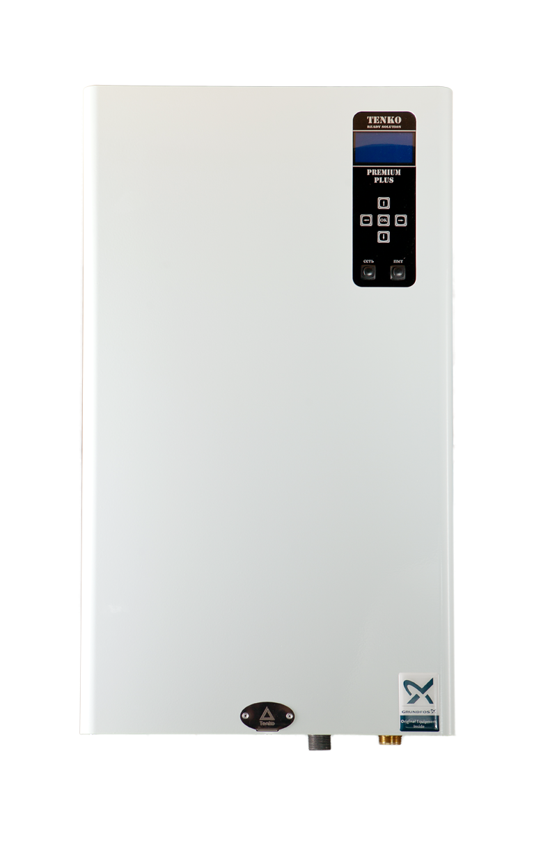 Электрические котлы Tenko Премиум + 30 кВт, 380 V