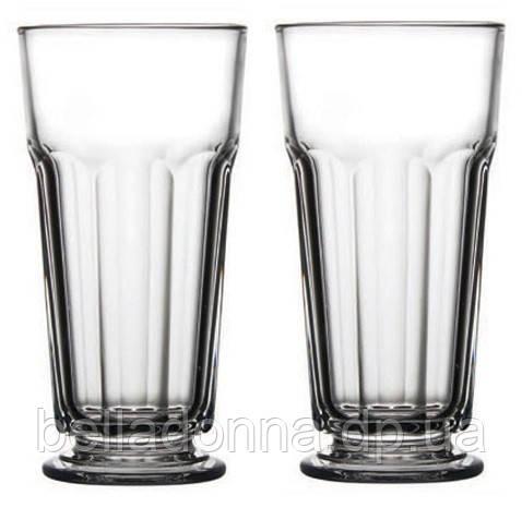 Набор стаканов 2 шт. Pasabahce Casablanca 52640 (Турция)