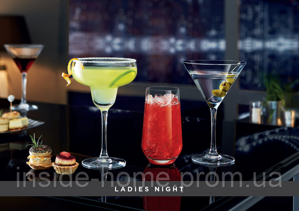 Набор из 4-х бокалов для маргариты 440 мл ECLAT LADIES NIGHT, фото 2