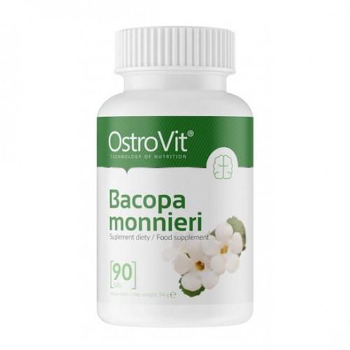 Адаптоген OstroVit - Bacopa Monnieri (90 таблеток)