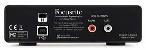 Аудіоінтерфейс Focusrite Scarlett Solo 3Gen, фото 2
