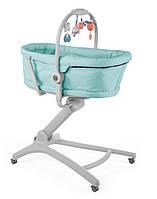 Заколисуючий центр Chicco Baby Hug 4 в 1 Aquarelle (79173.11)