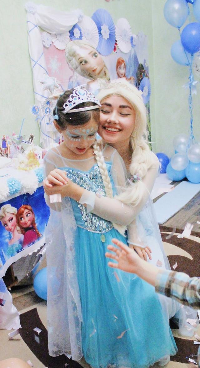 Холодное сердце,АНИМАТОРЫ на день рождения Киев,ОЛАФ СНЕГОВИК