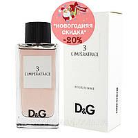 Женская туалетная вода Dolce & Gabbana 3 L'Imperatrice 100 ml (Дольче Габбана 3 Императрица)