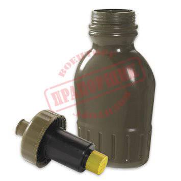 Фляга для воды с фильтром, фото 2