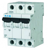 Автоматический выключатель PL4-C 25/3 полюса EATON