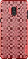 Чехол Nillkin Air для Samsung Galaxy A8 SM-A530 Red (CaseNS8)