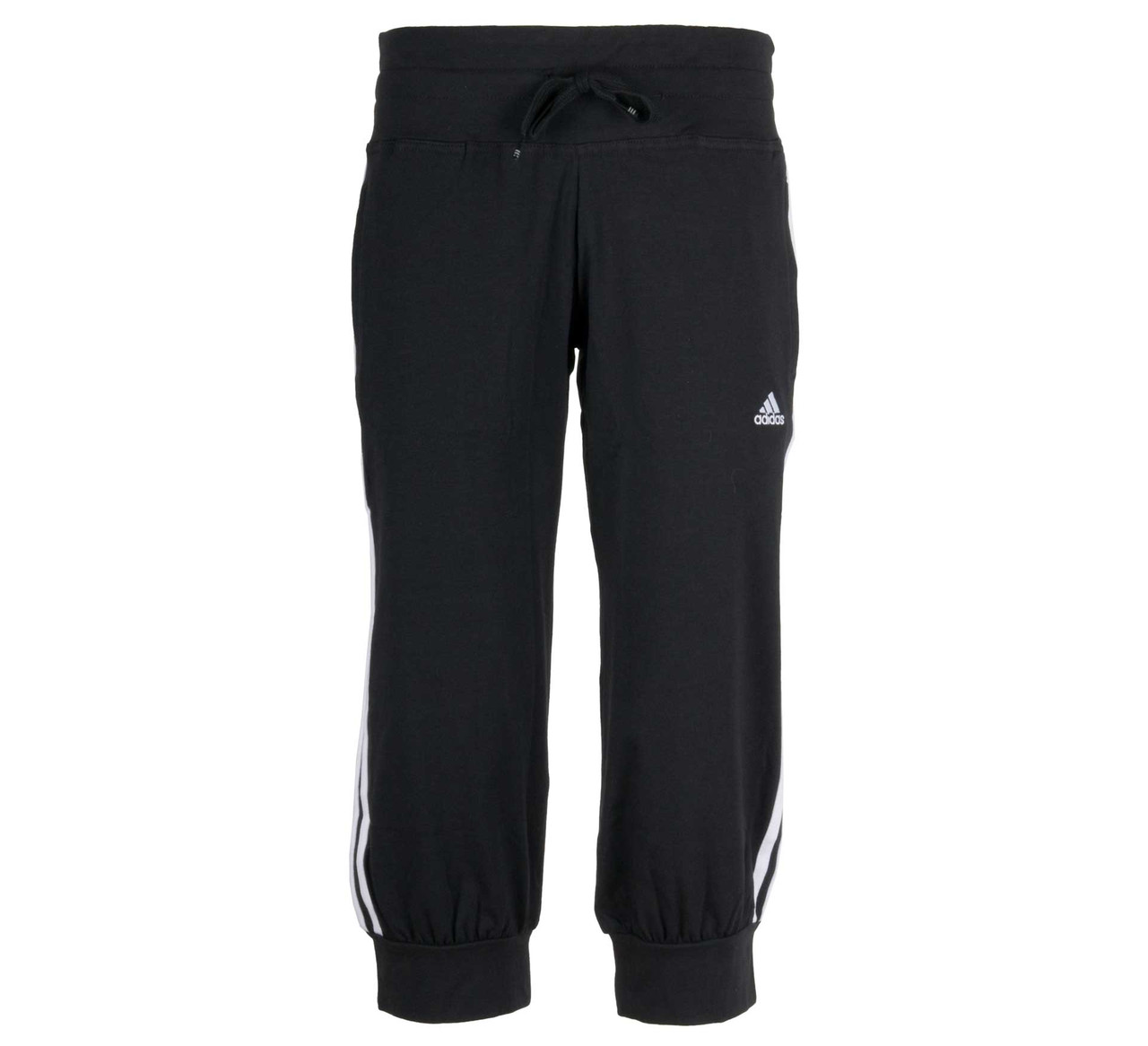 Бриджи спортивные, женские Adidas Ess 3S 3/4 Pant E89333 адидас