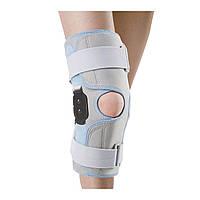 Бандаж шарнирный охватывающий коленный сустав Wellcare 52013