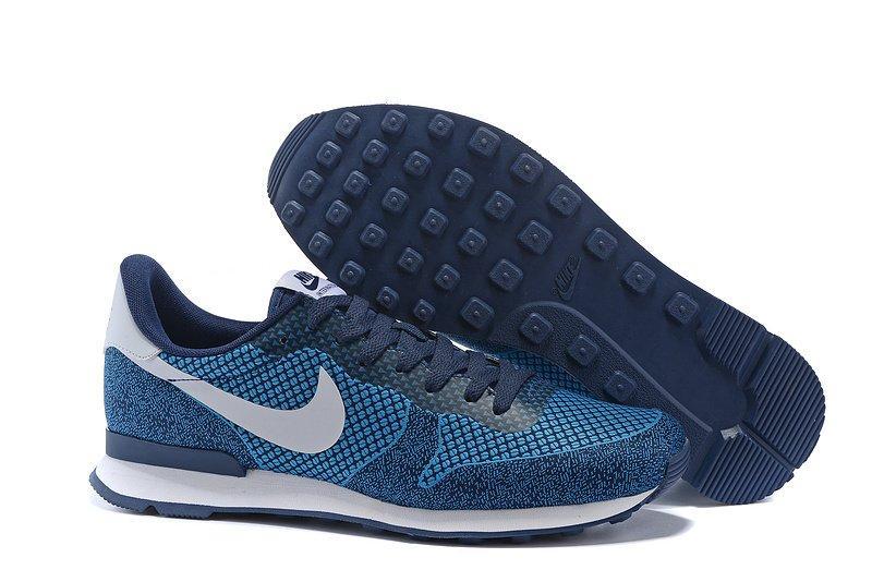 Мужские Кроссовки Nike Internationalist HPR Blue de0de5c176c6e