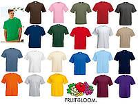 Футболки хлопок 100% Fruit of the Loom 61-036-0